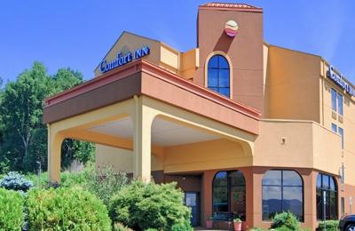 Comfort Inn North of Asheville - Mars Hill, NC