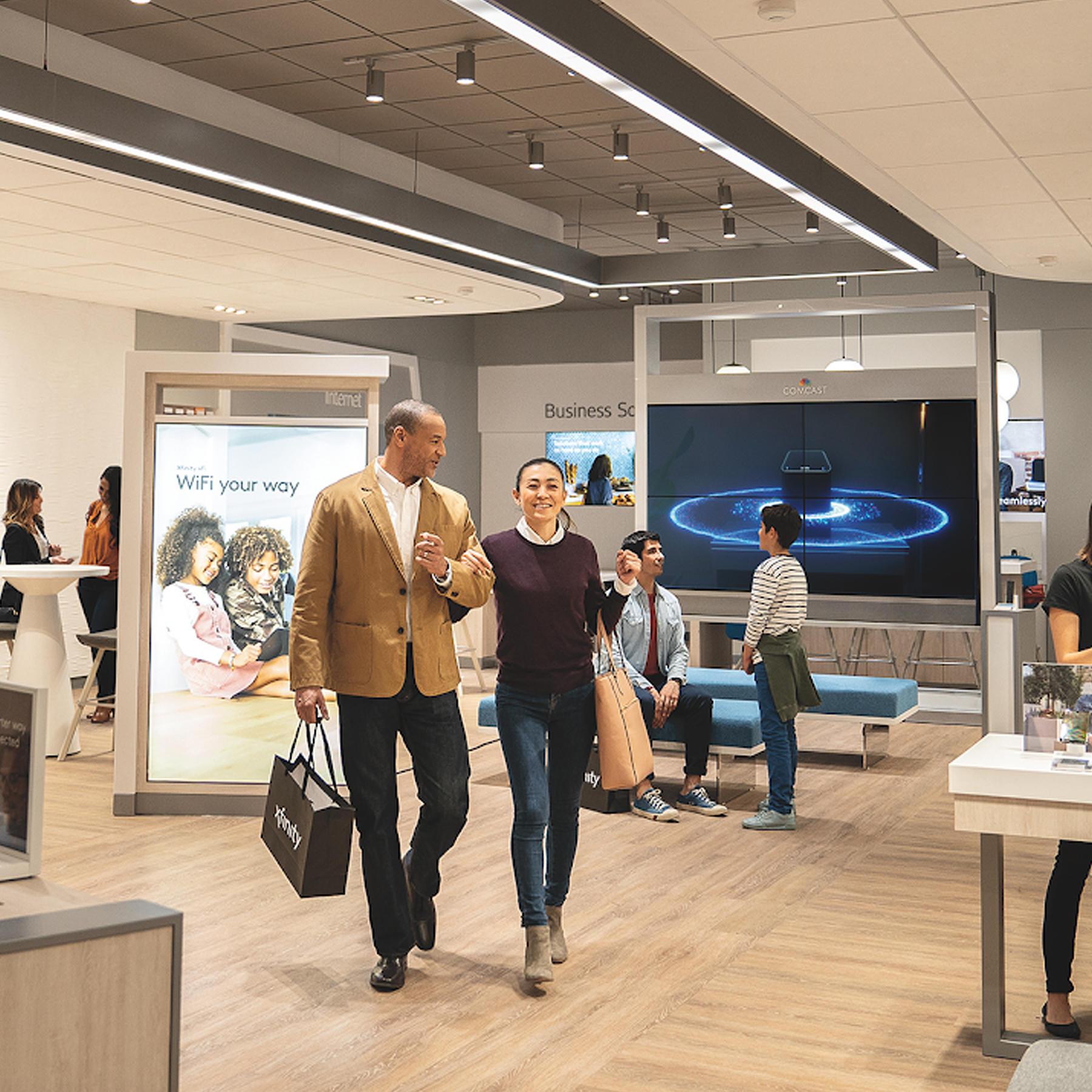 Xfinity Store By Comcast 3841 Route 42 Blackwood Nj 08012 Yp Com