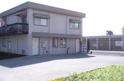 Charmant Napa Midtown Storage Center   Napa, CA