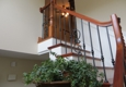 Baker Contracting - Schenectady, NY. Upgraded Stairway
