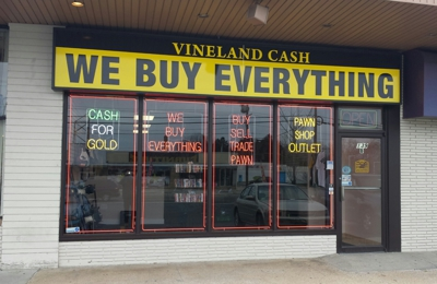 Vineland Cash & Loan - Vineland, NJ