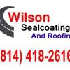 Wilson Sealcoating