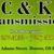 c & k transmissions
