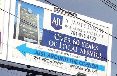 A. JAMES LYNCH INSURANCE AGENCY - Lynn, MA