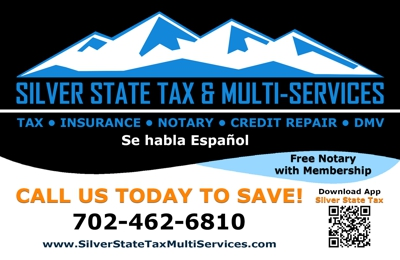 Silver State Tax & Multi-Services - Las Vegas, NV