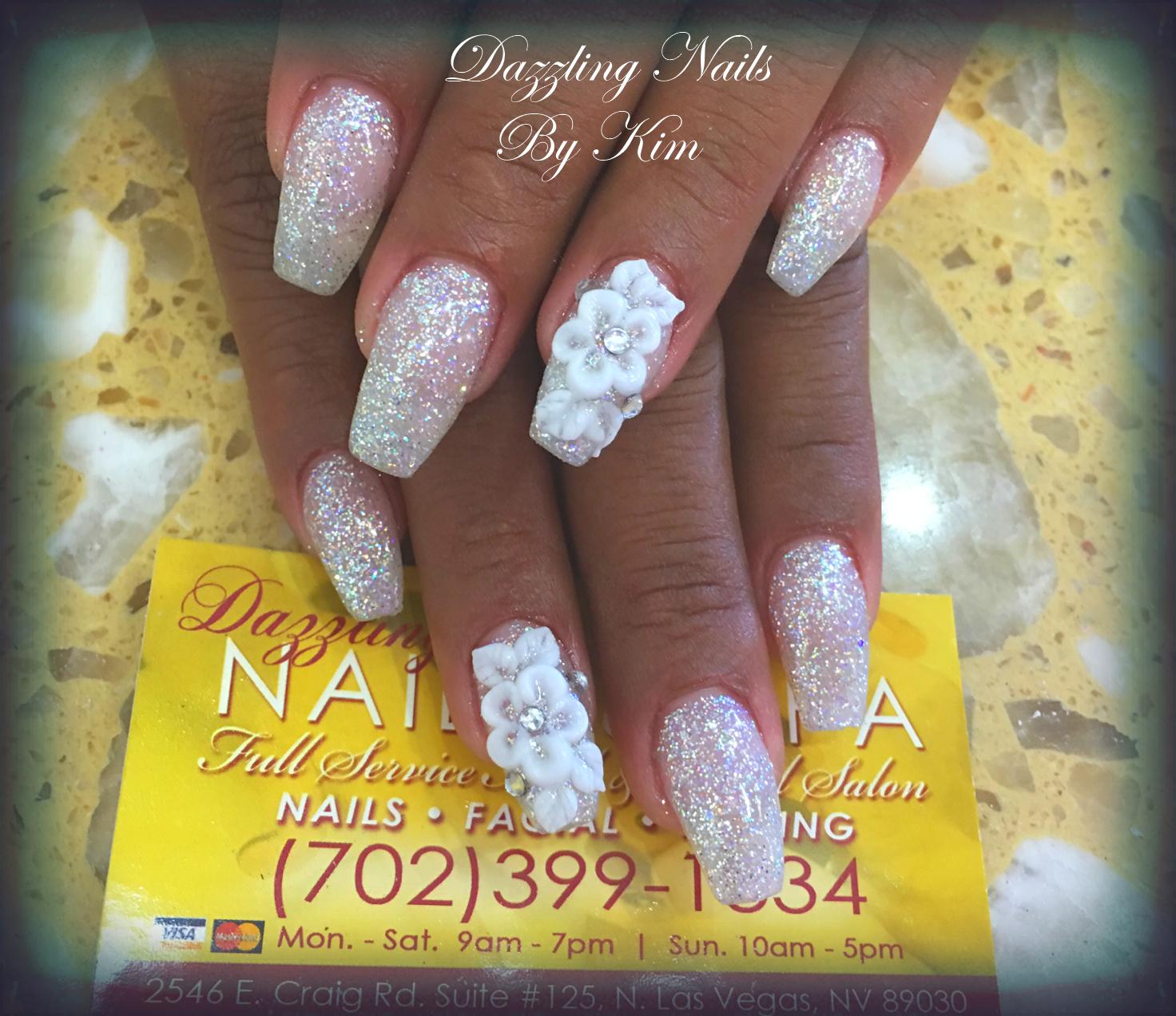 Dazzling Nails and Spa 2546 E Craig Rd, North Las Vegas, NV 89030 ...