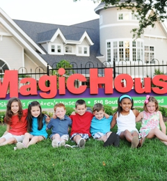 The Magic House, St. Louis Children's Museum - Saint Louis, MO