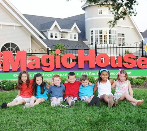 The Magic House, St. Louis Children's Museum - Saint Louis, MO