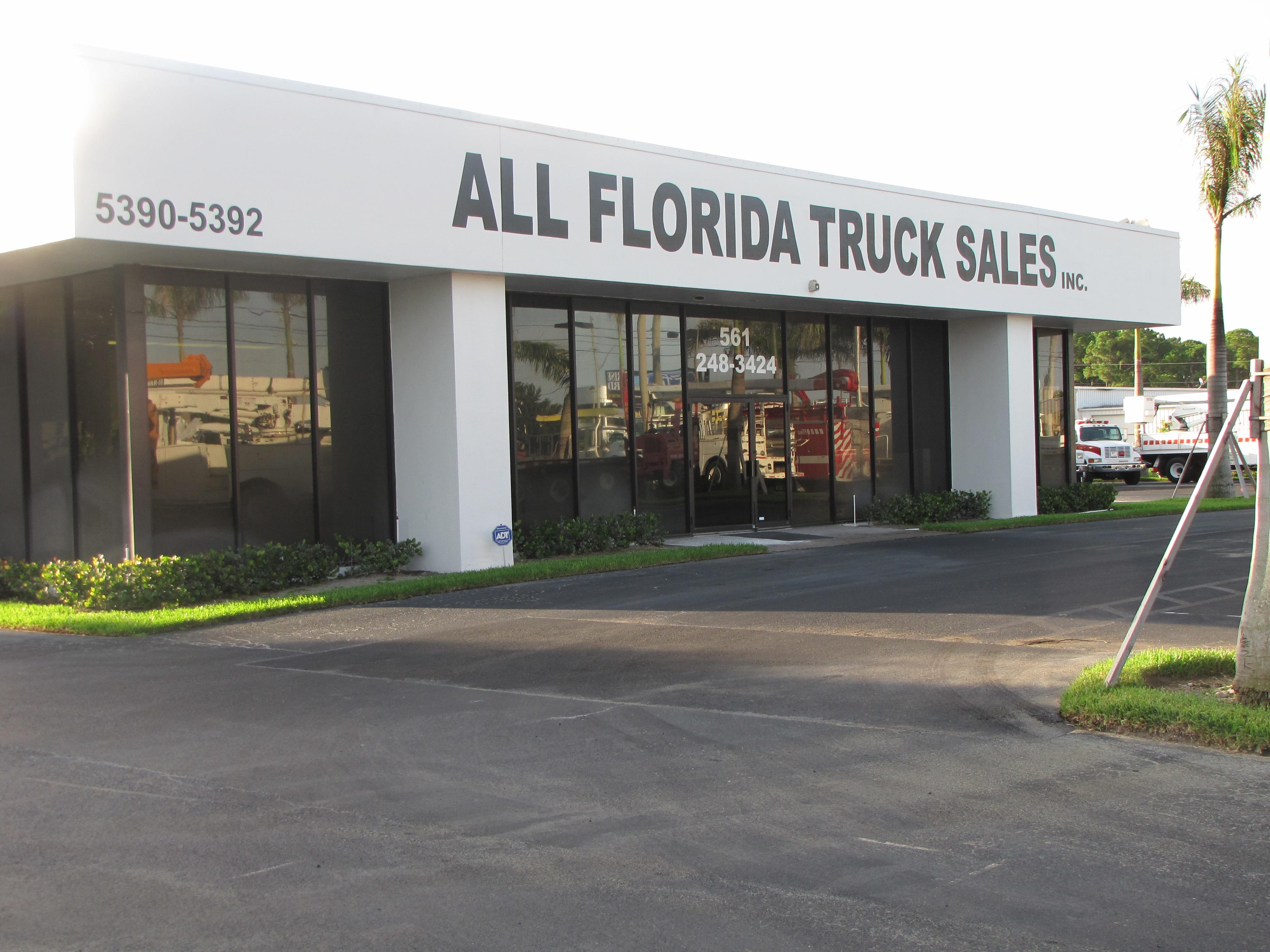 Florida Truck Sales >> All Florida Truck Sales Inc 5390 S Us Highway 1 Fort