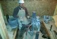 "R&R Professional Concrete Cutting Inc, R&R Concrete Cutting - Bountiful, UT. line core opening 26""x26""x20""deep"