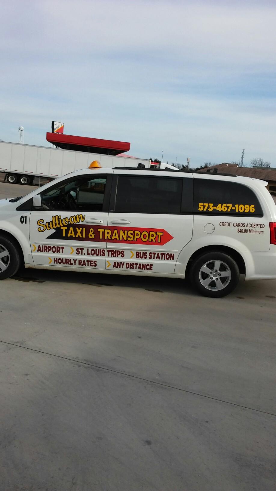St Louis Taxi >> Sullivan Taxi And Transport Llc Sullivan Mo 63080 Yp Com