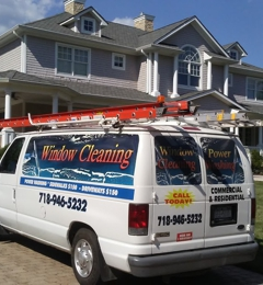 Collins Window Cleaning - Brooklyn, NY