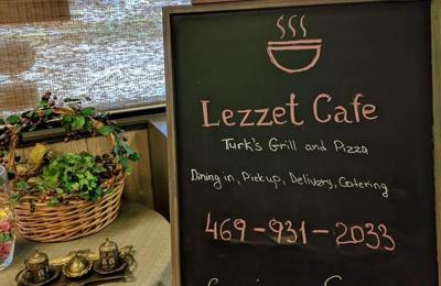 Lezzet Cafe - Dallas, TX