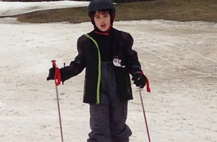 Learning to ski