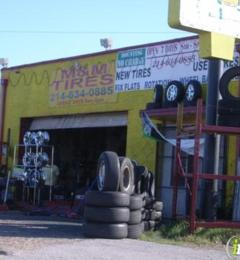 M & M Tires - Dallas, TX