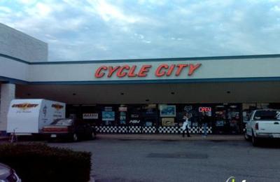 Cycle City Motorsports - Irvine, CA