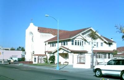 St Patrick Catholic Church - San Diego, CA