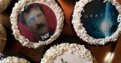 Big Sugar Bake Shop - Studio City, CA. Oscar cupcakes! A hit at Oscar parties.