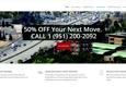 House Movers Riverside - Corona, CA. Cheap movers