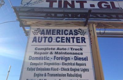 AMERICA'S AUTO CENTER - Albuquerque, NM