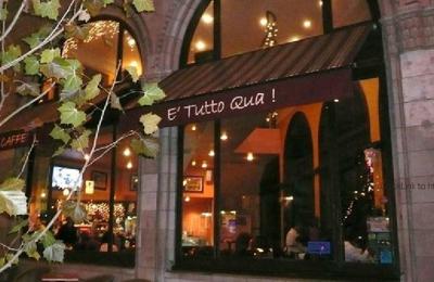 E Tutto Qua - San Francisco, CA