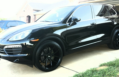 K Town Carwash Wheels & Tires - Dallas, TX. Washed and detailed by ktown