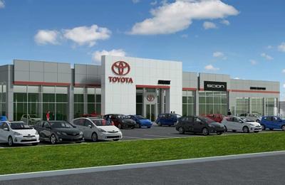 Smart Toyota Quad Cities - Davenport, IA