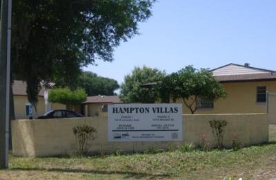 Hampton Villas Apartments 1515 Lincoln Ave, Mount Dora, FL 32757 ...