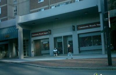 Community Bicycle Supply - Boston, MA