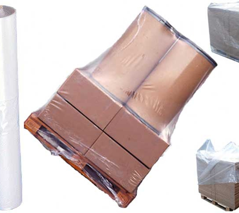 KPR Adcor Inc.. Heat shrink pallet wrap film.