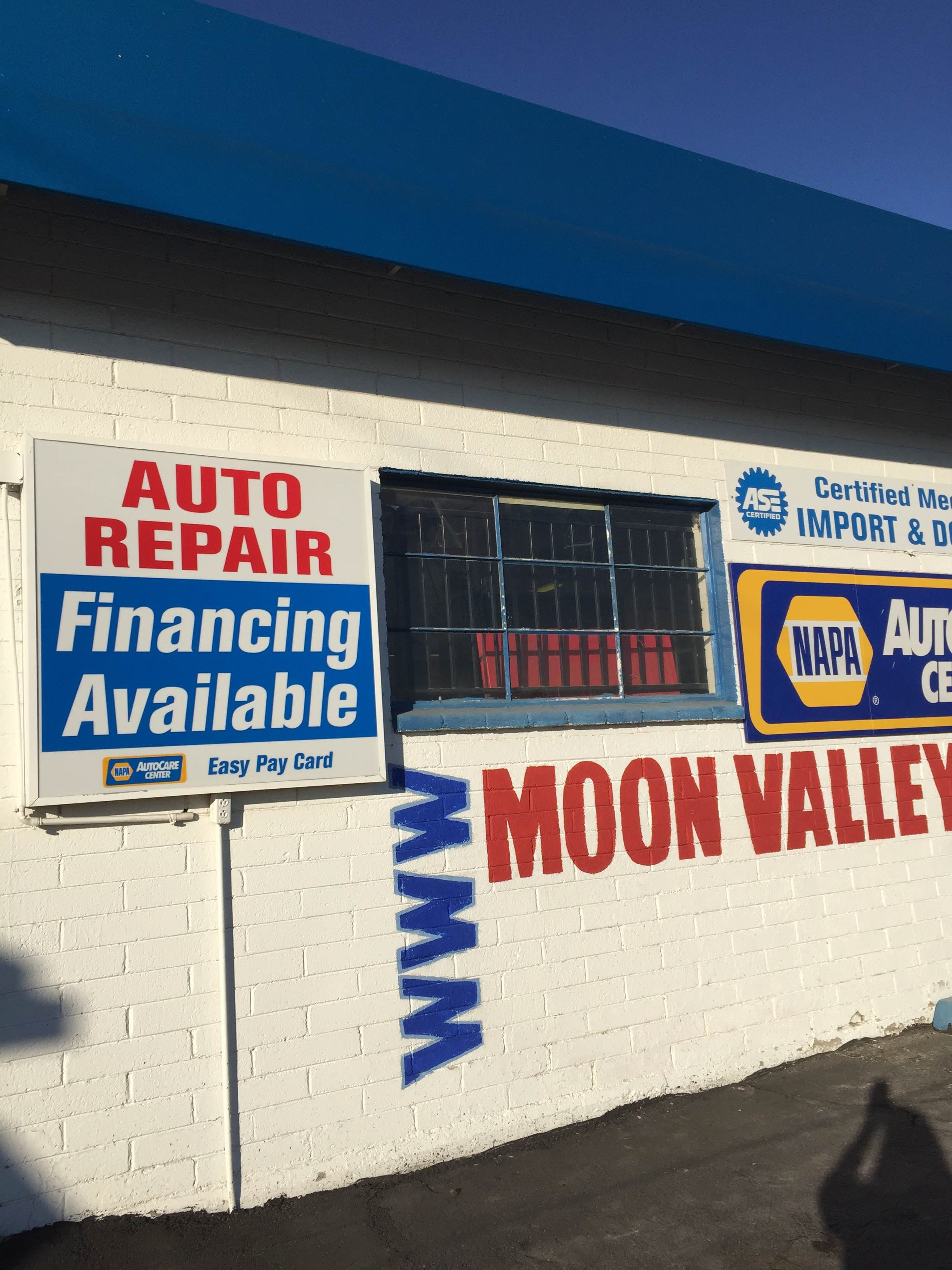 moon valley motor care 14405 n 7th st phoenix az 85022 On moon valley motor care