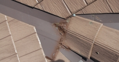 Hippo Roofing - Melbourne, FL. improper valley flashing