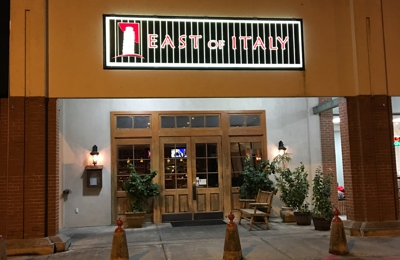 East Of Italy - New Orleans, LA. East of Italy. A good restaurant!