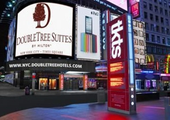 DoubleTree Suites by Hilton Hotel New York City - Times Square - New York, NY