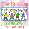 Creative Learning, Inc.