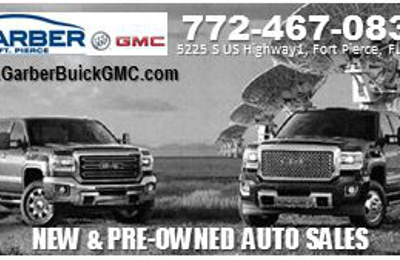 Garber  Buick GMC of Fort Pierce,florida - Fort Pierce, FL