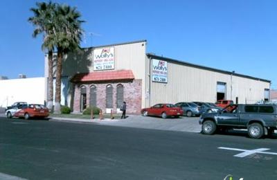 Wally's Inc - Las Vegas, NV