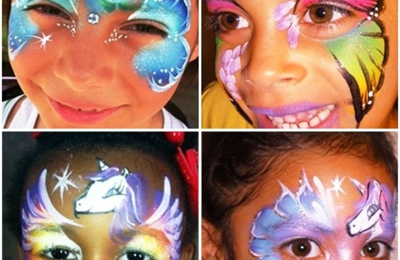 FANTASY WORLD DELUXE FACE PAINTING - Greensboro, NC