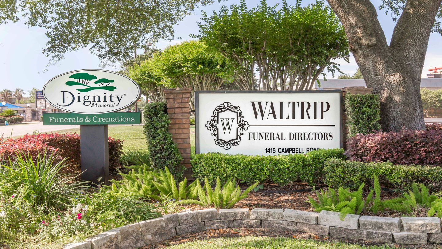 Waltrip Funeral Directors 1415 Campbell Rd, Houston, TX