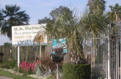 M B Landscaping Nursery Inc Carson