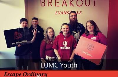 Breakout Games - Evansville 4903 Theater Dr, Evansville, IN 47715