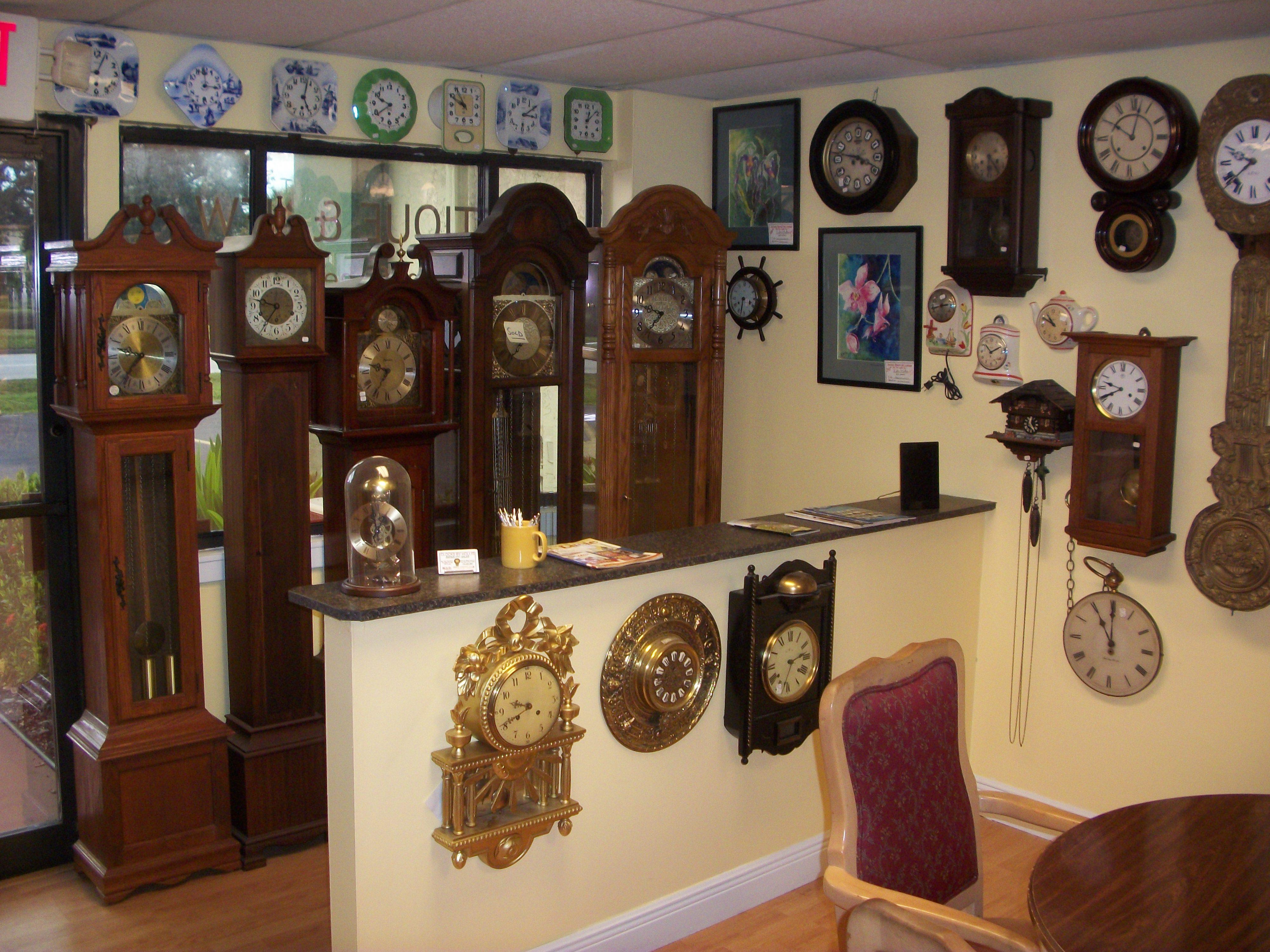 Clocks By Hollis 1445 SE Village Green Dr, Port Saint Lucie, FL 34952    YP.com