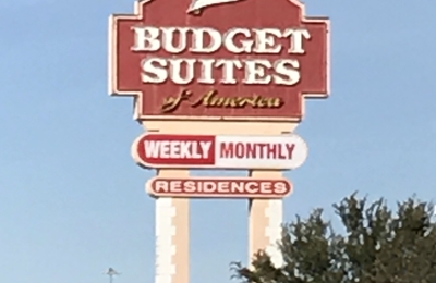 Budget suites of america - Fort Worth, TX