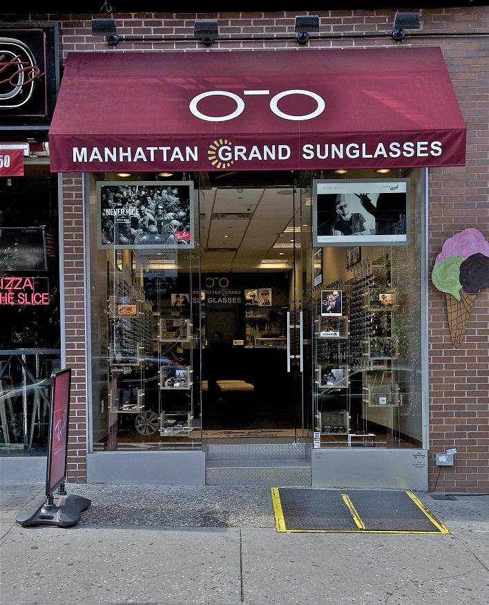StNew YorkNy Manhattan Grand 203 Optical 10013 m80nwN