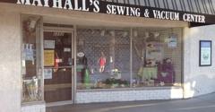 Mayhall's Sewing & Vacuum Center - Montrose, CA. Storefront