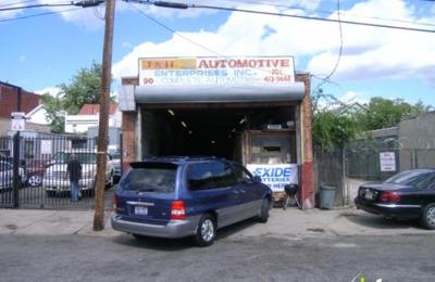J H Automotive Enterprises 90 Harrison Ave Jersey City