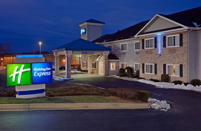 Holiday Inn Express Henderson N Evansville South - Henderson, KY