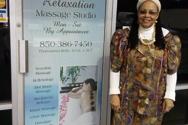 Keith relaxation Massage Studio, Thomasena B. Keith, LMT, #5359