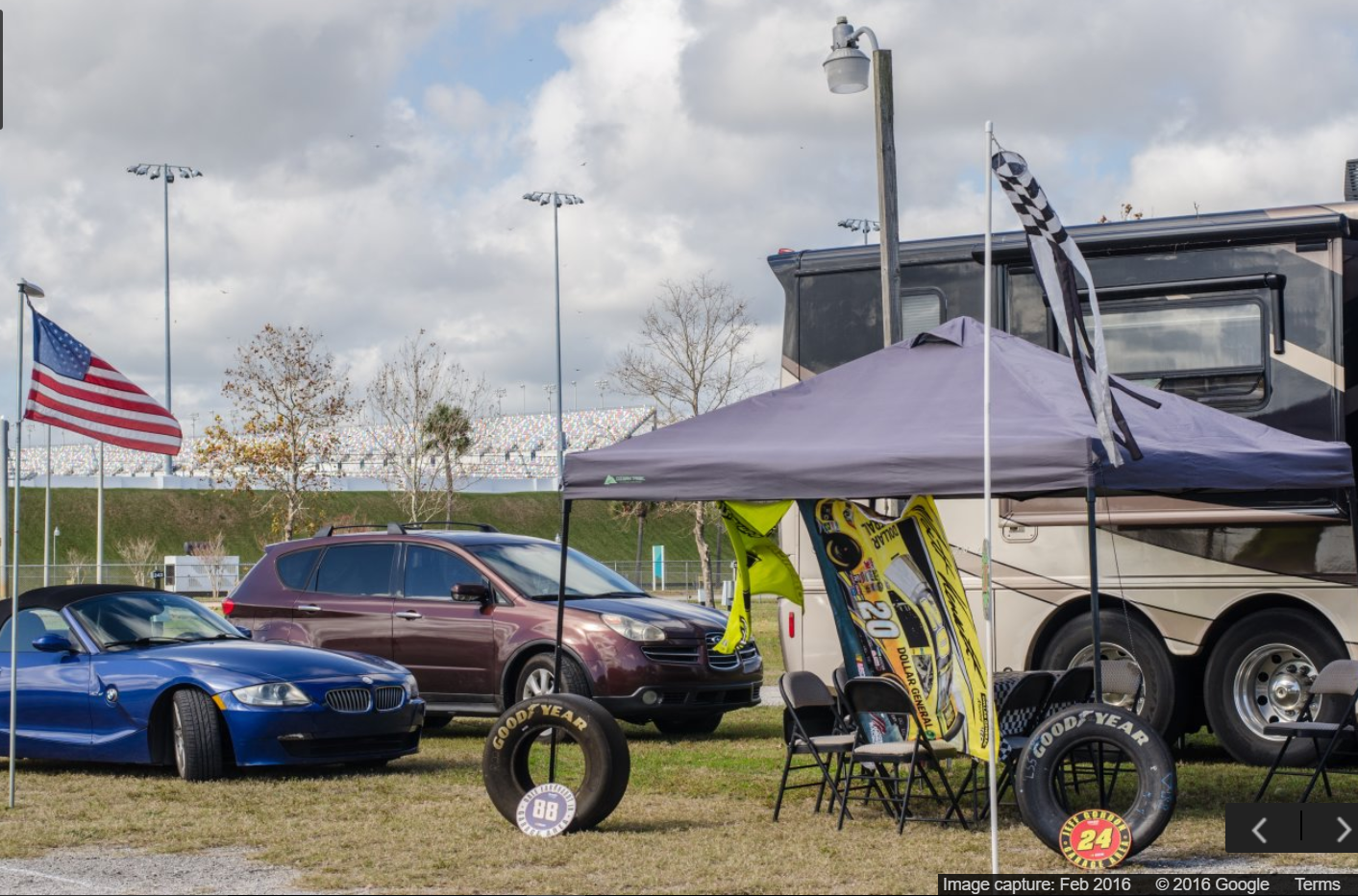 Racetrack Rv Park 330 Innovation Way Daytona Beach Fl