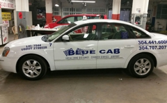 Blue Cab Of Charles Town